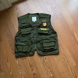junior rangers vest